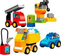 Конструктор Lego Duplo Мои первые машинки (10816) -