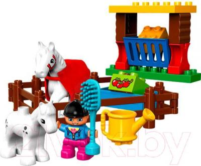 Конструктор Lego Duplo Лошадки (10806)