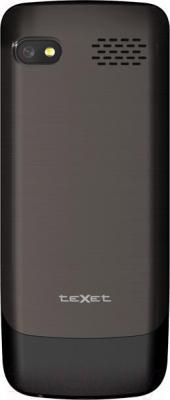 Мобильный телефон TeXet TM-228 (черный)