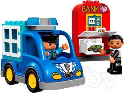 Конструктор Lego Duplo Полицейский патруль (10809)