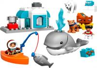Конструктор Lego Duplo Вокруг света: Арктика (10803) -