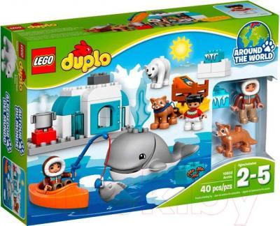 Конструктор Lego Duplo Вокруг света: Арктика (10803)