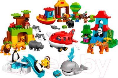 Конструктор Lego Duplo Вокруг света (10805)