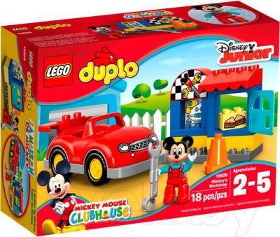Конструктор Lego Duplo Мастерская Микки (10829)