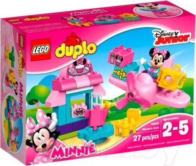 Конструктор Lego Duplo Кафе Минни (10830)