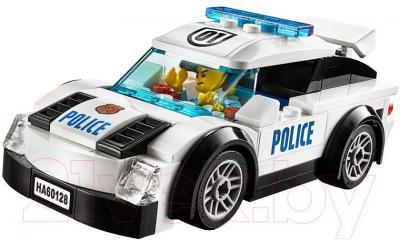 Конструктор Lego City Полицейская погоня (60128)