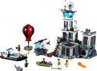 Конструктор Lego City Остров-тюрьма (60130) -