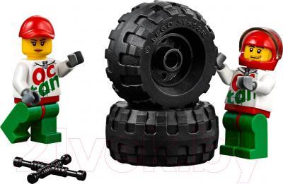 Конструктор Lego City Внедорожник 4x4 (60115)