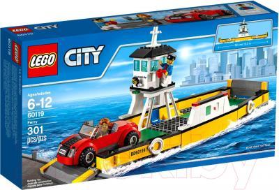 Конструктор Lego City Паром (60119)