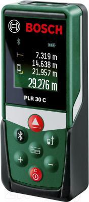 Дальномер лазерный Bosch PLR 30 C (0.603.672.120) - общий вид