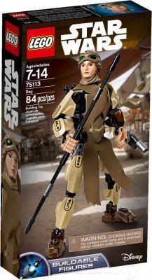 Конструктор Lego Star Wars Rey (75113)