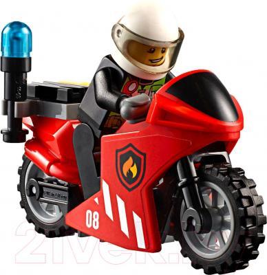 Конструктор Lego City Пожарная команда быстрого реагирования (60108)