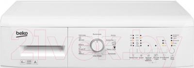 Стиральная машина Beko RKB68021PTY - панель управления