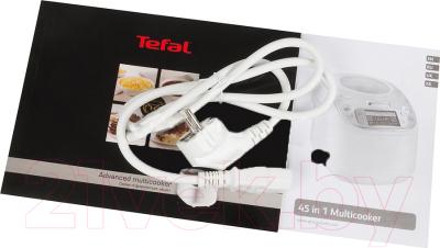 Мультиварка Tefal RK812132 - документы и кабель