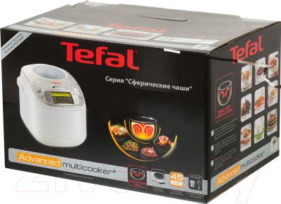 Мультиварка Tefal RK812132 - коробка