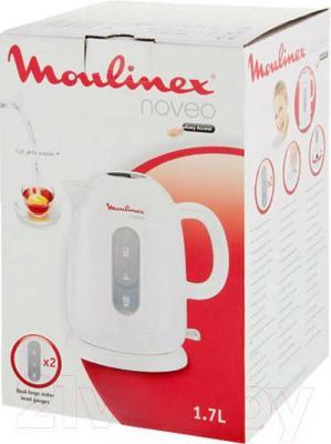 Электрочайник Moulinex Noveo BY282130