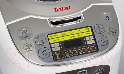 Мультиварка Tefal RK812B32 - панель