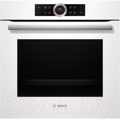 Электрический духовой шкаф Bosch HBG6750W1