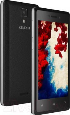 Смартфон Keneksi Flame (черный)