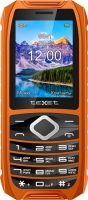 Мобильный телефон TeXet TM-508R (черно-оранжевый) -