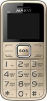 Мобильный телефон Maxvi B2 (золотой) -