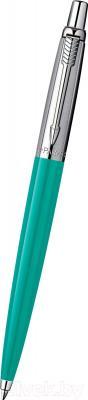 Ручка шариковая Parker Jotter Grey-Green 1904961