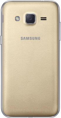 Смартфон Samsung Galaxy J2 / J200H/DS (золотой)