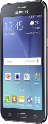 Смартфон Samsung Galaxy J2 / J200H/DS (черный)