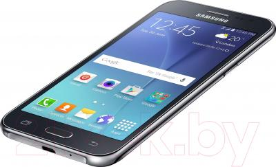 Смартфон Samsung Galaxy J2 / J200H/DS (черный)