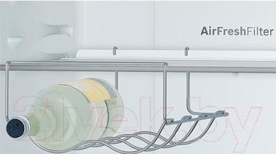 Холодильник с морозильником Bosch KGN39SM10R