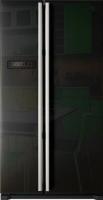 Холодильник с морозильником Daewoo FRN-X22B4B -