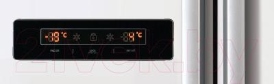 Холодильник с морозильником Daewoo FRN-X22B4CW