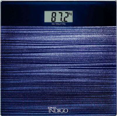 Напольные весы электронные Scarlett IS-BS35E001 (черный)