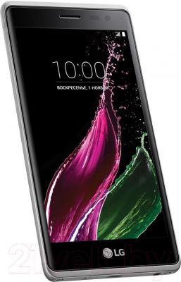 Смартфон LG Class H650E (серебристый)