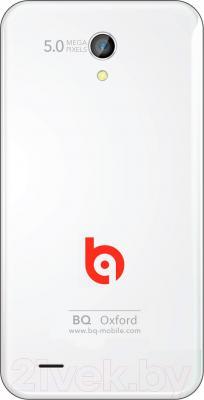 Смартфон BQ Oxford BQS-4001 (белый)