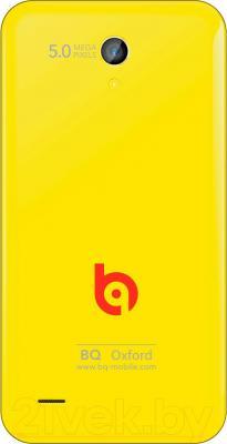 Смартфон BQ Oxford BQS-4001 (желтый)