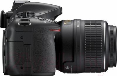Зеркальный фотоаппарат Nikon D5200 (18-55mm VR II + 55-200mm VR II)