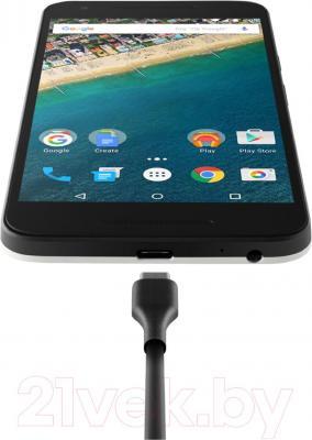 Смартфон LG Nexus 5X 16GB Quartz / H791 (белый)
