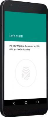 Смартфон LG Nexus 5X 32GB / H791 (черный)