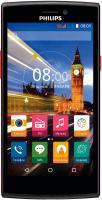 Смартфон Philips S337 (черно-красный) -