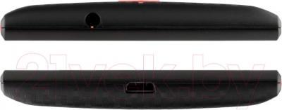 Смартфон Philips S337 (черно-красный)