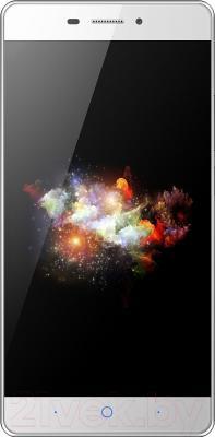 Смартфон ZTE Blade X9 (серебристый)