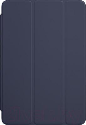 Чехол для планшета Apple Smart Cover Midnight Blue for iPad mini 4 (MKLX2ZM/A)
