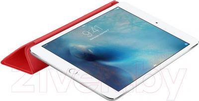 Чехол для планшета Apple Smart Cover Red for iPad mini 4 (MKLY2ZM/A) - пример использования