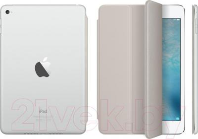 Чехол для планшета Apple Smart Cover Stone for iPad mini 4 (MKM02ZM/A) - пример использования