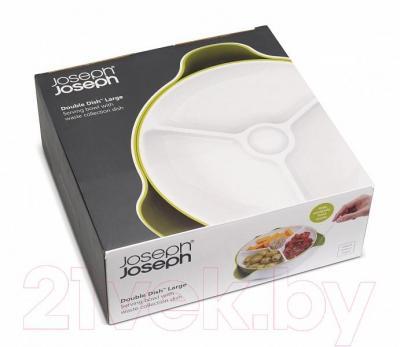 Блюдо для снеков Joseph Joseph Double Dish Large 70073 - упаковка