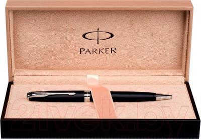 Ручка-роллер Parker Sonnet 07 Black GT S0808720