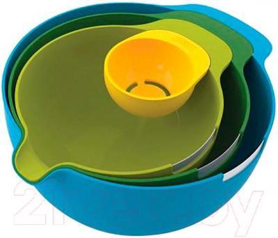 Набор кухонных принадлежностей Joseph Joseph Nest 40015 Multi Colour