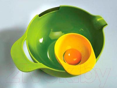 Набор кухонных принадлежностей Joseph Joseph Nest 40015 Multi Colour - удобное отделение желтка от белка