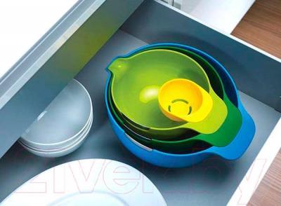 Набор кухонных принадлежностей Joseph Joseph Nest 40015 Multi Colour - компактное хранение